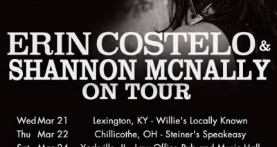 Shannon McNally & Erin Costelo US Tour