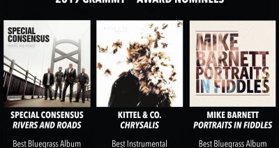 Compass Records 2019 GRAMMY Nominations!